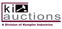Kempler Industries Auction Logo