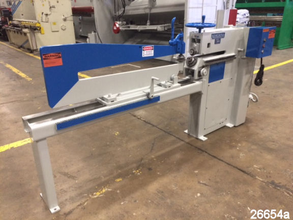 Ring And Circle Shear For Sale