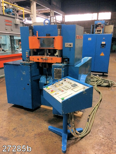 USED 350 TON SCHULER COINING PRESS | Kempler Industries