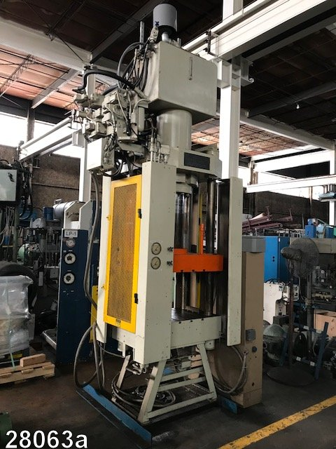 Used 150 Ton Larose Hydraulic Press | Kempler Industries