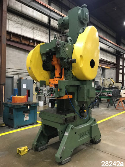 For Sale: Used 60 Ton Minster OBI Punch Press from Kempler.com