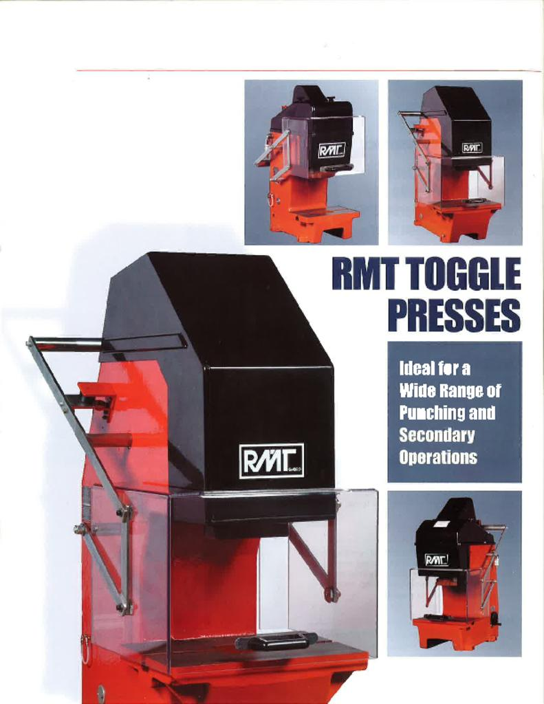 RMT Air Press Catalog
