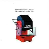 RMT Air Toggle Press Models 18D, 20D & 24D Manual.pdf