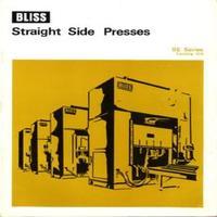 Bliss Straight Side Presses SE2 & SE4 SE Series catalog 10A.pdf