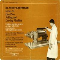 Di-Acro  Kaufman Series M One-Pass Rolling & Curving Machine - Catalog.pdf