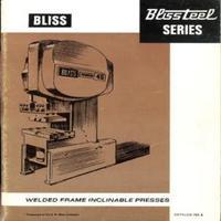 Bliss Blissteel Series Welded Frame Inclinable Presses OBI C22, C35, C45, C60, C75, C110, Catalog 1.pdf