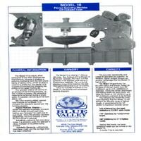 Blue Valley Flange Spinning Machine With Hydraulic Tracer Model 10 Catalog.pdf
