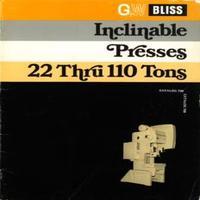 Bliss Inclinable Presses 22 Thru 110 Tons OBI C-22, C-35, C-45, C-60, C-75, C-110, C-150, C-200, C-250, Catalog 700.pdf