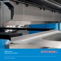 Euromac Electric Press Brake Catalog, FX Bend 1023, FX Bend 1547, FX Bend 2560.pdf