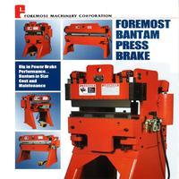 Foremost Bantam Press Brake Catalog.pdf
