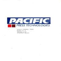 Pacific Model 452N Hydraulic Straight Side Press Operator's Manual.pdf